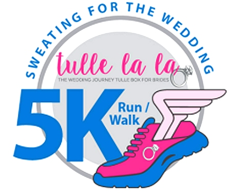Click me! Sweating For The Wedding 5K 2018