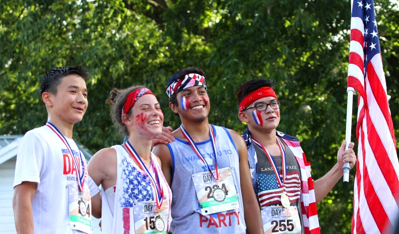 Click me! Independence Day 5k/10k & Fun Run 2018
