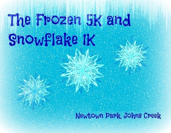 Click me! Frozen 5K and Snowflake 1K 2020