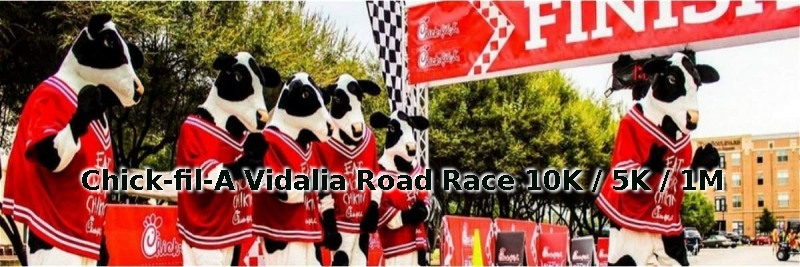 Click me! Chick-fil-A Road Race 2020