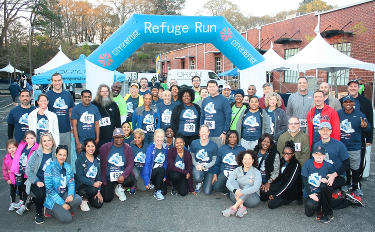 Click me! Refuge Run 5K 2020