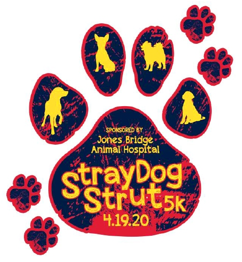 Click me! Stray Dog Strut 5K 2020