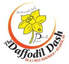 Click me! The Daffodil Dash 5K & 1 Mile Run 2015