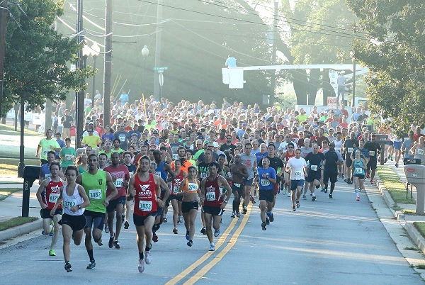 Click me! Great Locomotive Chase 5K 2015