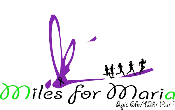 Click me! Miles for Maria 6-12 Hour Run for Epilepsy 2016
