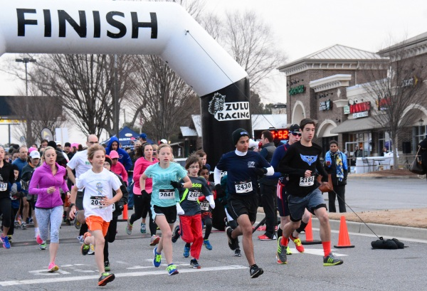 Click me! Cupcake Road Race 5k and 15k 2017
