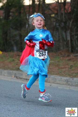 Click me! Super Hero 5K Law Enforcement Torch Run for Special Olympics 2017